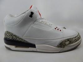 Nike Air Jordan Size 13 M (D) EU 47 Mid Top Men's Basketball Shoes 318376-006