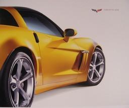 2010 Corvette Prestige Brochure,  ZO6 CHEVROLET 10 C6 - Z06 LS7 - NEW Xlnt - $27.72