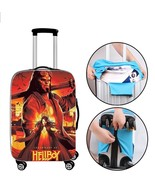 Hellboy Suitcase Cover Backpack Luggage Protector Trolley Cover Super He... - $29.95