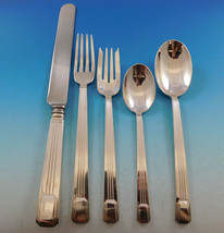 Century by Tiffany & Co Sterling Silver Flatware Set 6 Service 30 pcs Di... - $4,320.00