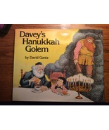 Davey's Hanukkah Golem David Gantz breakfast with grandpa stories Jewish... - $12.97