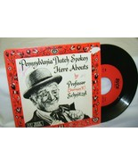 Record Pennsylvania Dutch Spoken Here Abouts Professor Schnitzel - $25.23