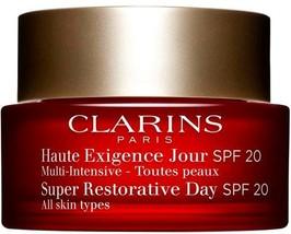 Clarins Haute Exigence Jour Multi Intensive SPF 20 - $161.00