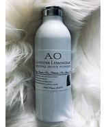 Organic Lavender Lemongrass Dusting Spriinkler Bottle Non Toxic, Talc, G... - $9.00