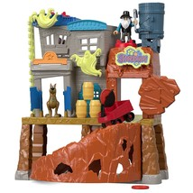 Imaginext Scooby-Doo Haunted Ghost Town 2018 Toys R Us Exclusive HTF Set... - $59.95