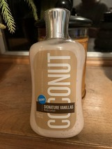 Bath & Body Works Signature Vanillas Coconut Body Lotion New LARGE SIZE ... - $27.99