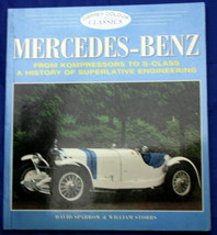 MERCEDES-BENZ Osprey Colour Classics FROM KOMPRESSORS TO S-CLASS A HISTO... - $9.00