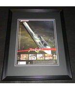 2003 Soul Calibur II Framed 11x14 ORIGINAL Advertisement XBox - $34.64