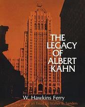 The Legacy of Albert Kahn (Great Lakes Books Series) [Paperback] [Oct 01, 1989]