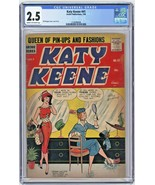 "Katy Keene #41 1958 Archie ""Bill Woggon story, cover & art"" CGC 2.5 - $50.00"