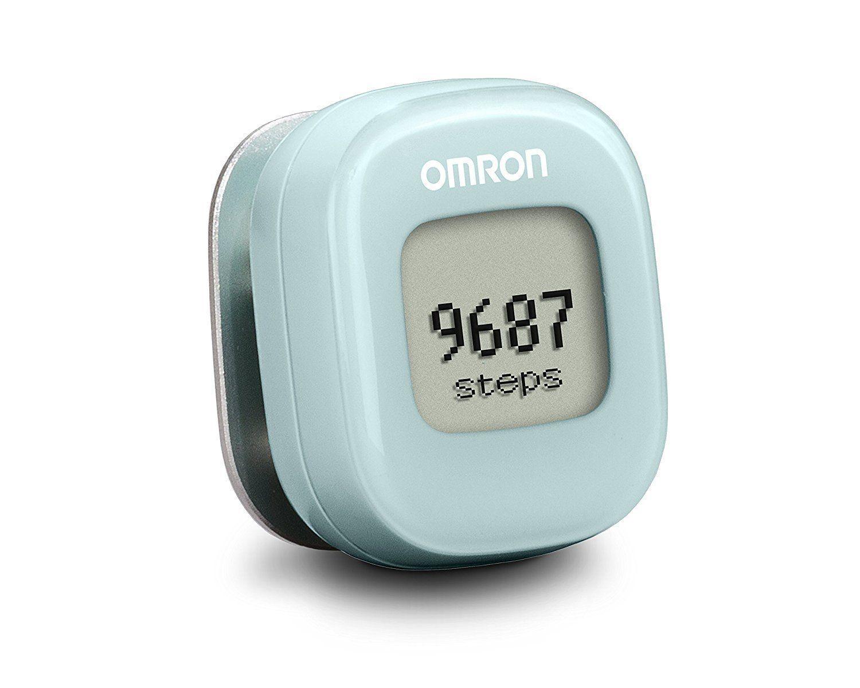OMRON ALVITA WIRELESS ACTIVITY TRACKER ~ LIGHT BLUE ~ APP CONNECTIVITY