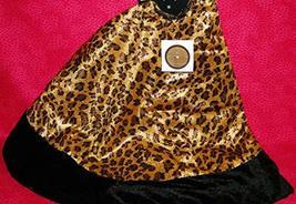 """The Christmas Shoppe Velour Leopard Print Tree Skirt 48"""""""