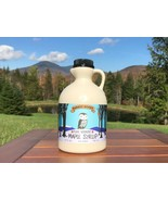 1 Quart (32 oz) Pure Vermont Maple Syrup - Grade A  Amber Rich - Free Sh... - $20.95