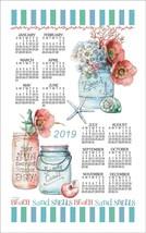 Kay Dee Designs 2019 Beach House Floral - $7.69