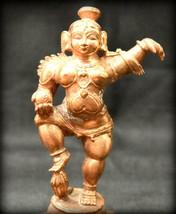 Krishna Idol / Bal Krishna Idol In Pure Solid Copper - $79.20