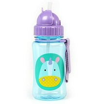 Skip Hop Straw Cup, Toddler Transition Sippy Cup, Unicorn - $13.83