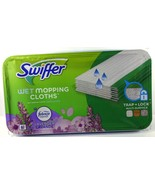 Swiffer Sweeper Wet Cloth Pad Refills, Lavender Febreze Scent (12 Count) - $21.79