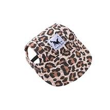 BUYITNOW Large Dog Hat, Pet Baseball Cap/Dogs Sport Hat/Visor Cap with E... - $15.63