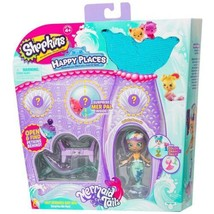 Shopkins Happy Places Surprise Me Pack - Hot Springs Day Spa  - $18.20
