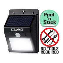Solario Bright Solar Powered Wireless Outdoor LED Security Floodlights- ... - $26.57