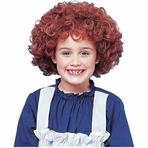 Costume Culture Orphan Annie Red Childs Wig Halloween Costume Accessory ... - £10.04 GBP