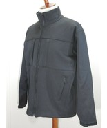 MASSIF MOUNTAIN GEAR Mens Black XL NOMEX (FR)FIRE RESISTANT TACTICAL Jac... - $171.50