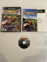 Mario Kart: Double Dash (Nintendo Gamecube, 2003) - TESTED GAME + CASE +... - $64.97