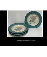 Bloomingville Ceramic Benjamin Soup Bowl Bear Fishing Blue Set of 4 - $39.99