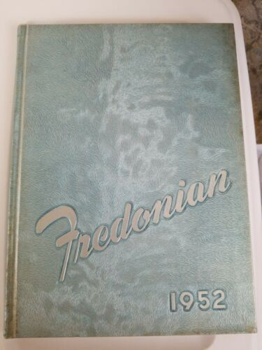 Primary image for Vintage 1952 State University Of New York State Teachers College Yearbook