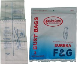 EnviroCare Replacement Eureka Style F & G Vacuum Cleaner Bags - 3 Pack - $4.99