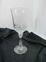 """Lenox 8"""" 24% Full Lead Crystal Made in USA Water Goblet Clear No Trim - $37.99"""