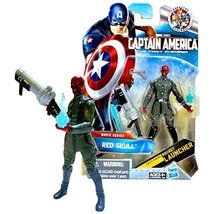 The First Avenger Marvel Year 2011 Captain America 4 Inch Tall Figure - ... - $37.99