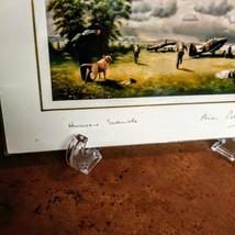 "Brian Petch Photographic Artwork Print Titled ""Hurricane Scrambles"" Spite Fire  image 2"