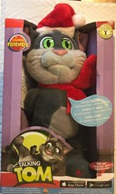 "Interactive Cat ""Talking Tom"" 12"" Tall Plush Toy [Brand New] - $193.99"