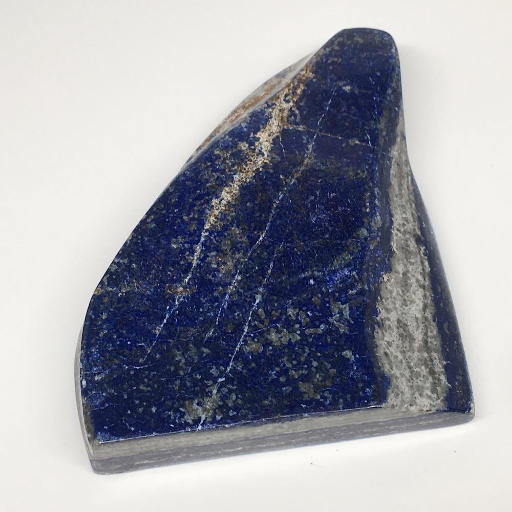 "6""x4.3""x1"", 780g,Natural Polished Freeform Lapis Lazuli @Afghanistan,PL90"