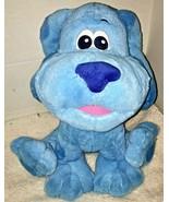 Blues Clues Big Hugs Blue Plush 16 Inches - $40.00