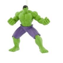 2017 Hallmark Marvel Advengers Hulk Christmas Tree Ornament! - $10.50