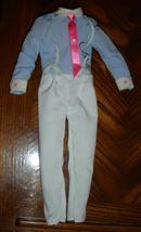 Mattel doll Ken pal Heart Family dad one piece suit pants shirt tie hear... - $7.99