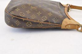 LOUIS VUITTON Monogram Odeon PM Shoulder Bag M56390 LV Auth sa741 image 4