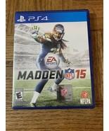Madden NFL 15 Playstation 4 Game - $29.58