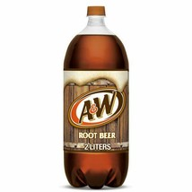 A&W Root Beer 2 Liter - $10.26