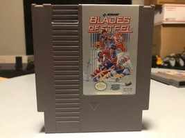 Blades of Steel, Nintendo Entertainment System (NES) 1988, Tested - $5.39