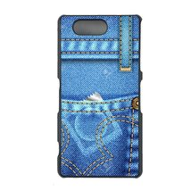 Condom Sony Z1 Compact, Z1 mini case Customized premium plastic phone case, desi - $11.87