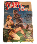 Startling Stories September 1949 Vintage Pulp Magazine The portal in the... - $16.44