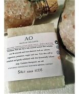 Organic Himalayan Pink Salt. Lush Shea Butter Salts Of The Earth Bar - $3.47