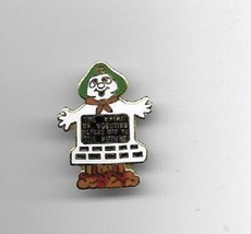 The Spirit of Scouting Blasts off to the Future Hat Pin - $2.48