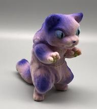 Max Toy Flocked Purple Nekoron image 2