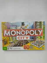Monopoly City  by hasbro 2009 Complete  - $26.17