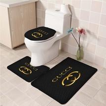 Hot Sale Gucci414 Toilet Set Anti Slip Good For Decoration Your Bathroom  - $20.09