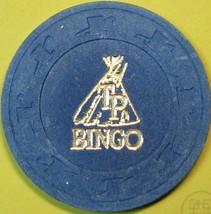 NCV Bingo Casino Chip. San Manuel Casino, Highland, CA. 1994. S39. - $4.99